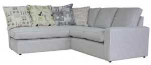Cambridge sofa with extra long chaise end tms for Chaise end sofa uk